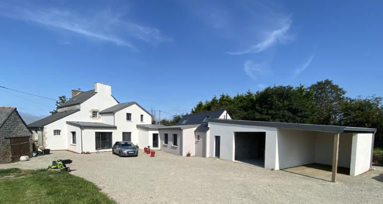 Extension Architecte Finistère