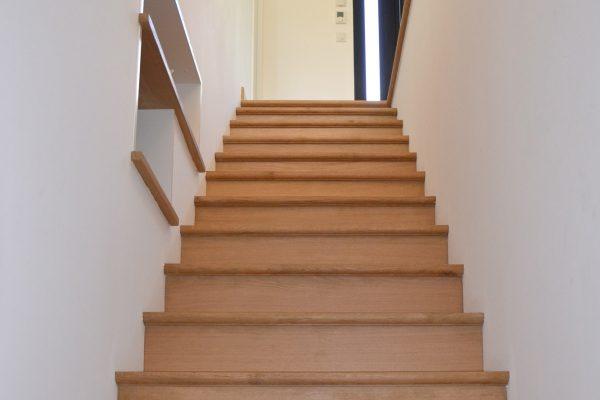 Escaliers maison ossature bois Morlaix