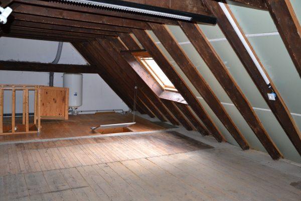Rénovation - extension maçonnerie .Avant